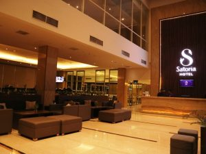 review hotel satoria